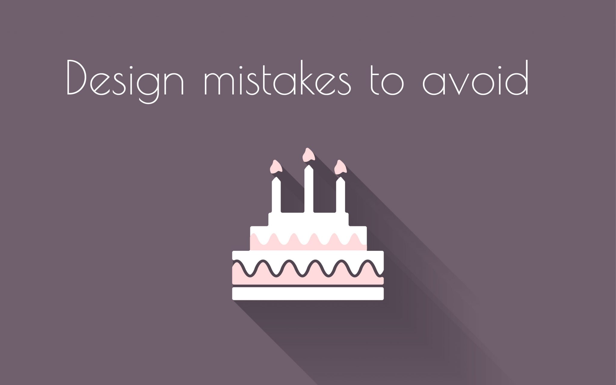 9 Design Mistakes to Avoid in a Corporate Setting