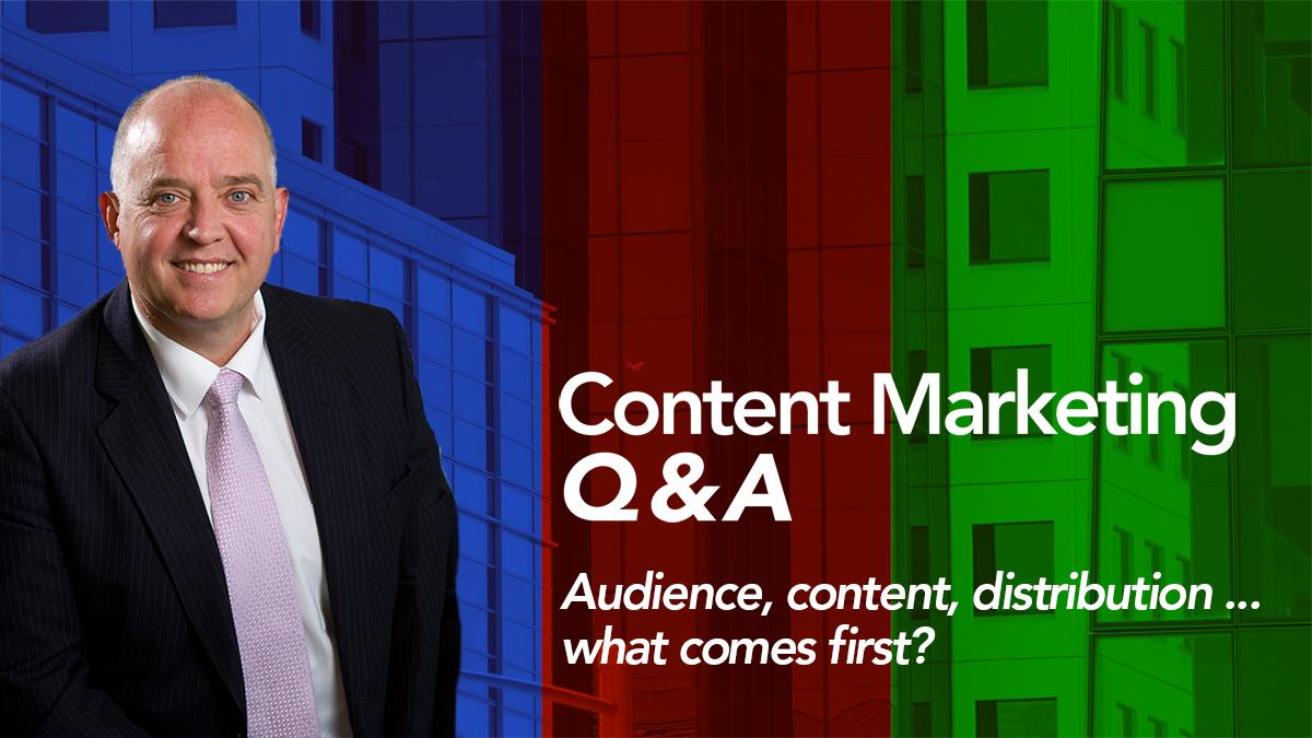 Content Marketing Q&A #2