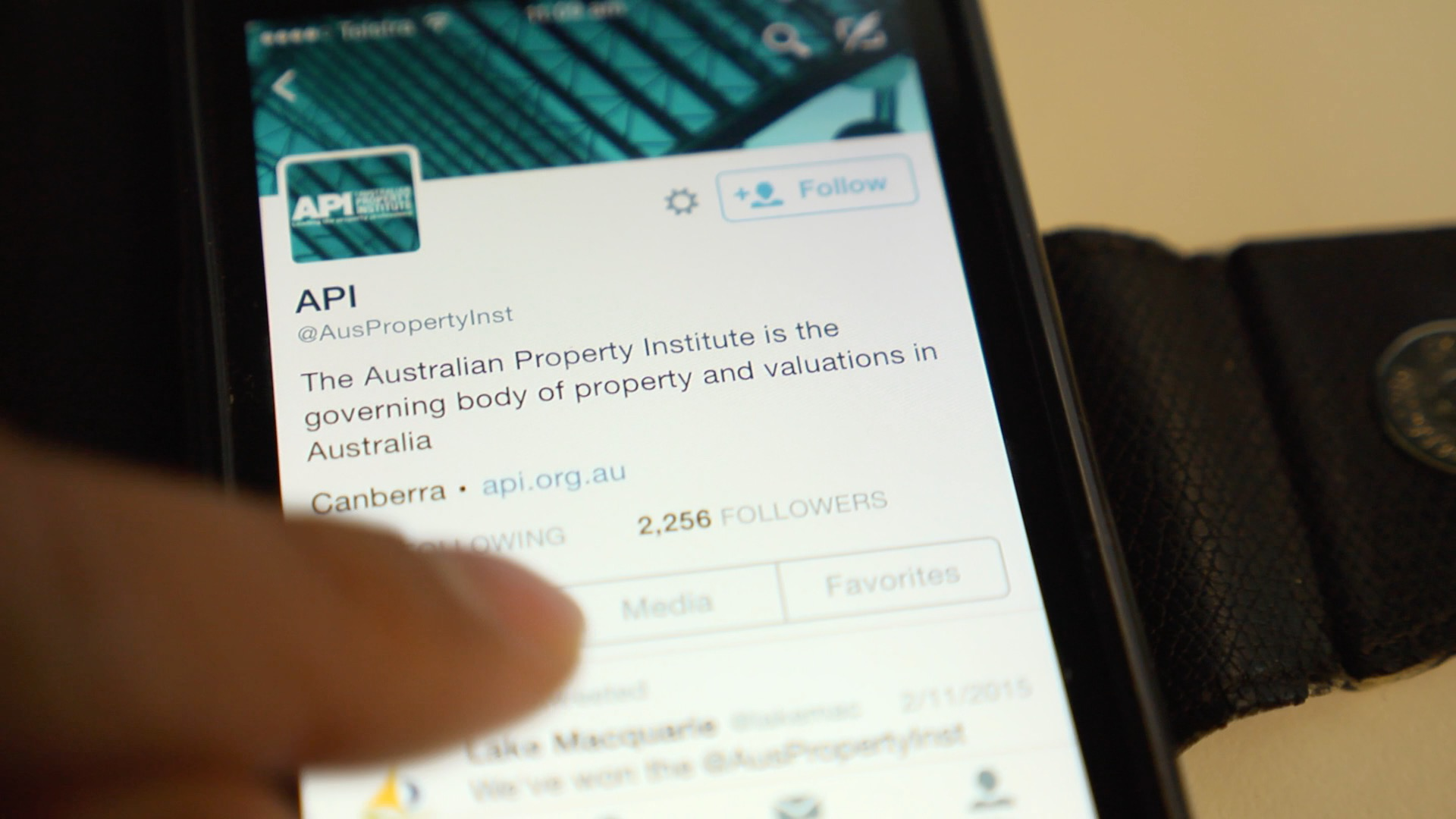 Testimonial: How content marketing worked for The Australian Property Institute