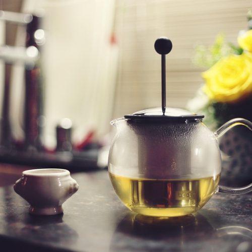 Tom Burton Tea