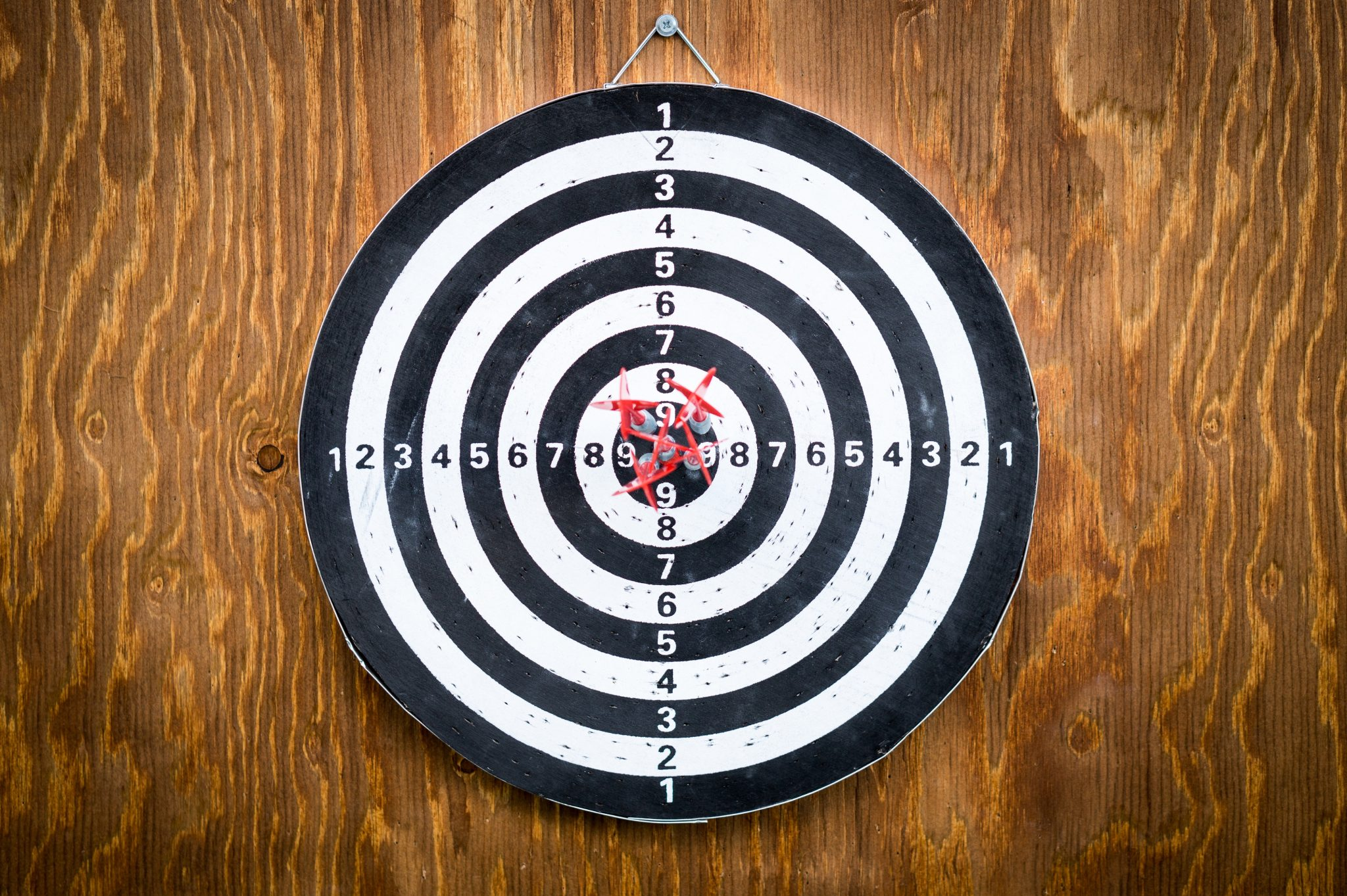 Your 'WHY' is your bullseye