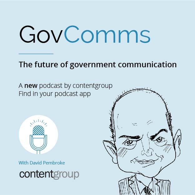 [Announcement] The new and improved GovComms podcast is here