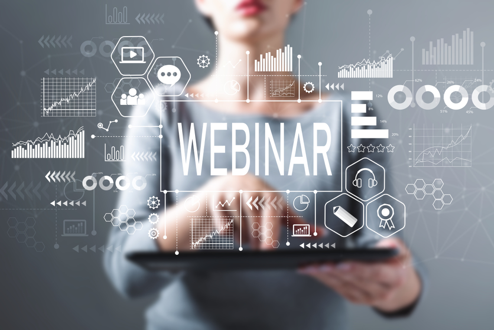 Are webinars part of your stakeholder engagement strategy? They should be.
