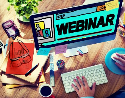 Webi-nah to webi-ta-da! Why you should consider webinars for audience engagement