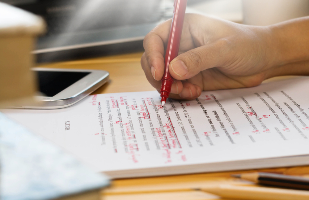 Checking it once, checking it twice: 18 tips for editing and proofreading