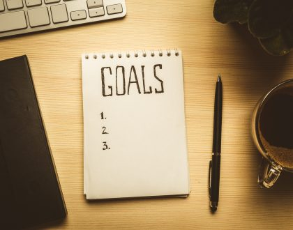 4 tips for setting goals and keeping them