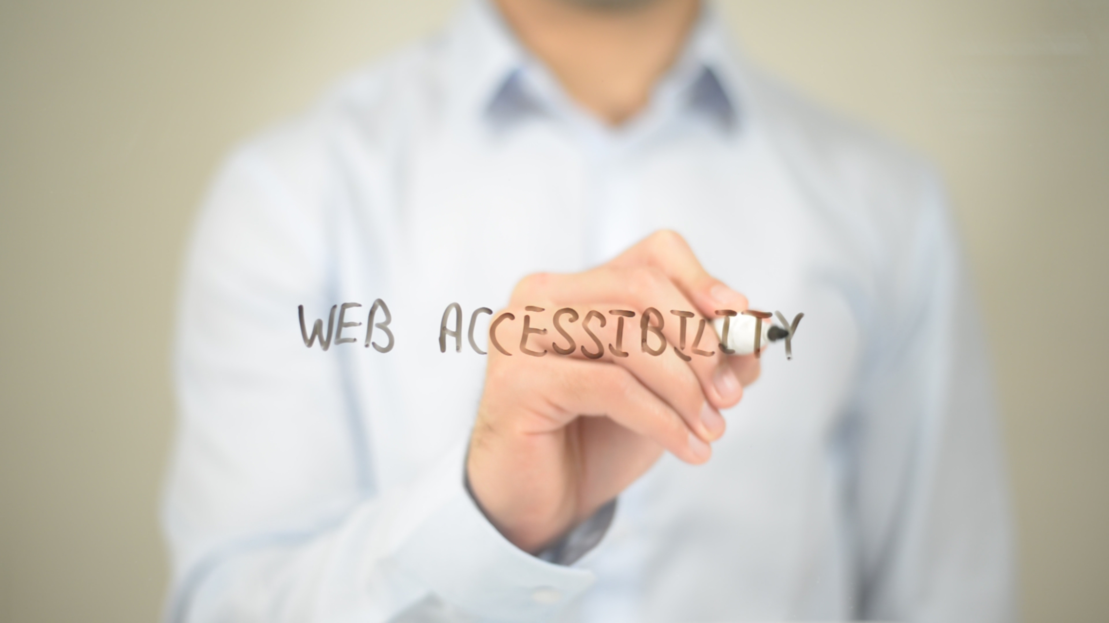 Are you writing for accessibility?