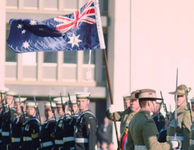 Australian Defence Department