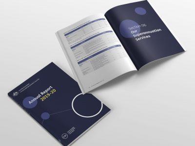 CSC Annual report print mockup copy